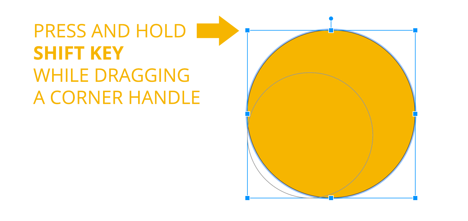 Drawing a Perfect Circle in Google Slides