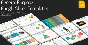 Free Google Slides Templates General Purpose Cover