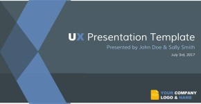 Google Slides Themes UX Presentation