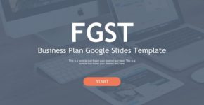 free business plan google slides templates