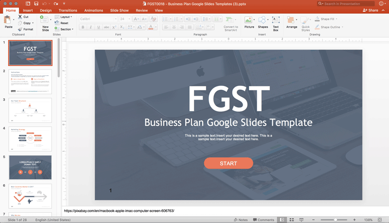 Google Slides PowerPoint Templates