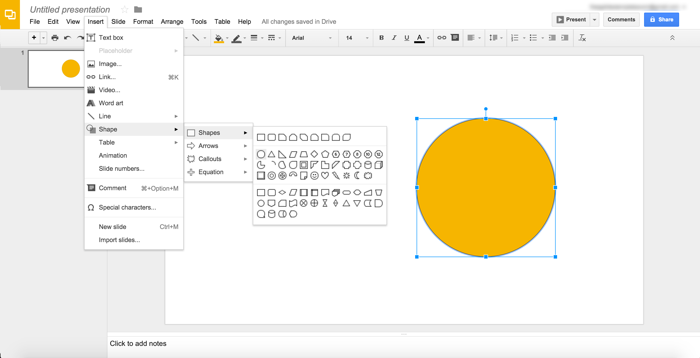how to insert shapes in google slides free google slides templates