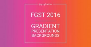 gradient backgrounds for google slides free google slides templates
