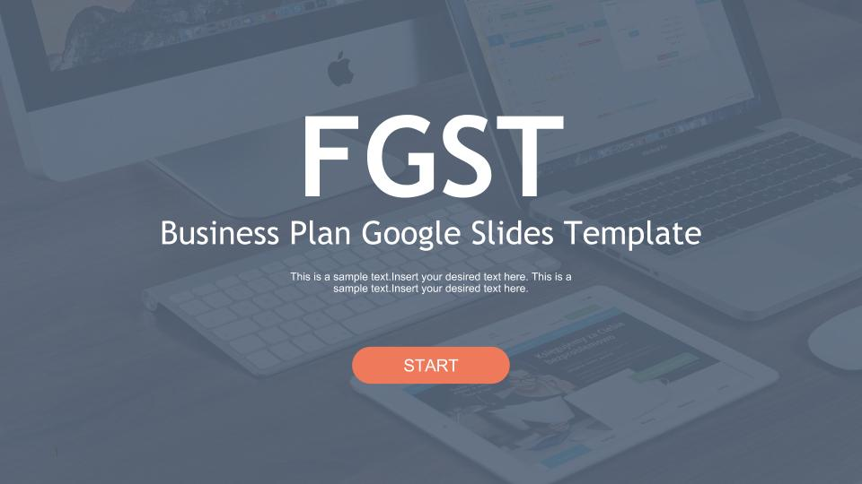 business plan google slides templates free google slides templates